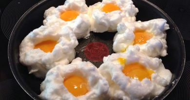 Kiaušinienę ruošiu tik šitaip, vyras džiaugiasi šiuo patiekalu kaip vaikas