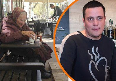 Oficiantas nustebino visus savo elgesiu su močiute, atsinešusia savo pietus į kavinę!