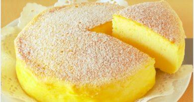 Tinginių sūrio tortas, kurio paruošimui prireiks vos 3 ingredientų!