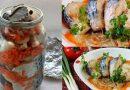 Skumbrė stiklainyje orkaitėje – patiekalas, kuris pakerės visus