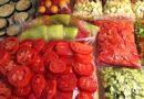 Daržovių ruošinys žiemai. Visi patiekalai gaminasi žymiai greičiau!