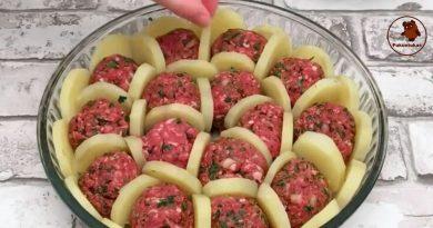 Kukuliai koriuose su bešamelio padažu. Nepatingėkite ir paruoškite šį originalų patiekalą savo šeimai jau šiandien!