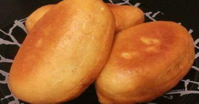 Skaniausi  kepti pyragėliai. Absoliučiai visada laimintis variantas
