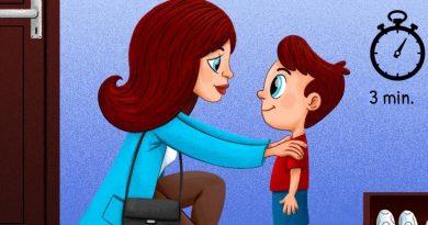 """Reikia žinoti visiems tėvams: puiki """"pirmųjų trijų minučių"""" taisyklė"""