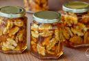 2 receptai su graikiškais riešutais – esant skrandžio, kasos ir kepenų ligoms