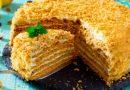 """Tortas """"Medutis"""". Vienas skaniausių naminių tortų. Paprasčiausias ir greičiausias receptas"""