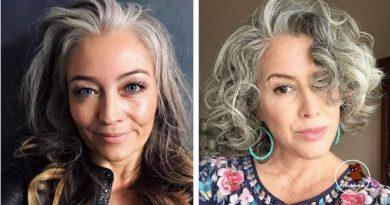 12 moterų, kurios nustojo dažyti plaukus ir įrodė, kad žilumo nereikia gėdytis
