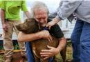 Vyras išgelbėjo ligotą šunį, išleidęs viso savo gyvenimo santaupas