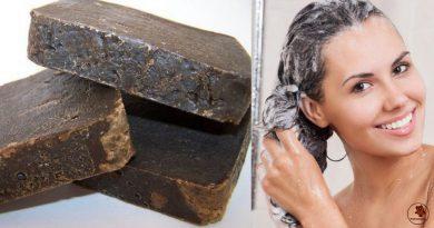 Degutinis muilas: jokio prakaito kvapo, spuogų ir slenkančių plaukų