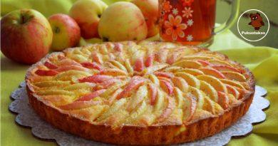 Ypatingas obuolių pyragas. Būtinai paragaukite, jei dar neragavote!
