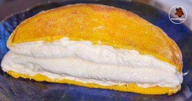 Motušės Puliar omletas. Lengviausias omletas pasaulyje. Gaminamas keptuvėje labai paprastai ir greitai