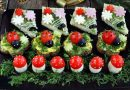 25 skanių ir gražių užkandžių kalėdiniam stalui