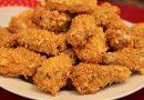 Sparneliai kaip KFC